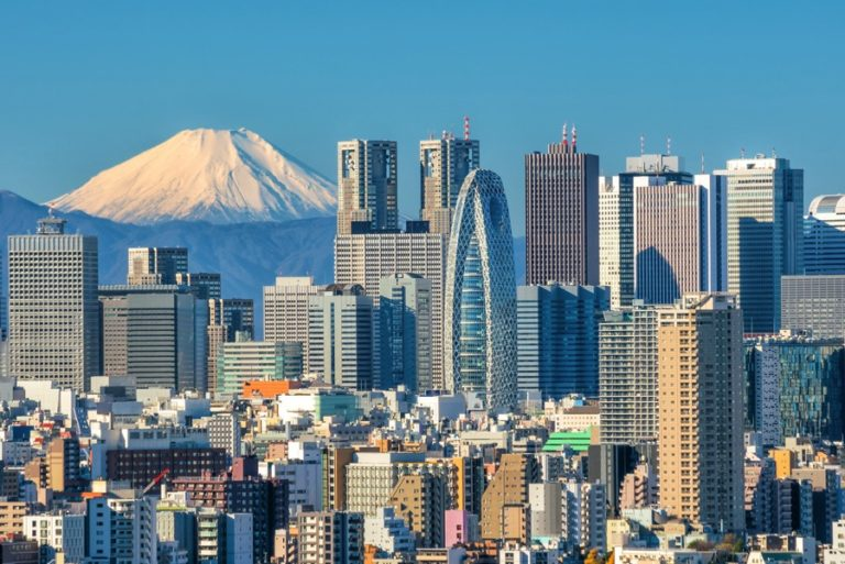 city trip tokyo asie vacances