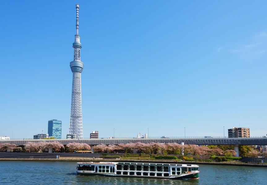 Visiter Skytree Tokyo