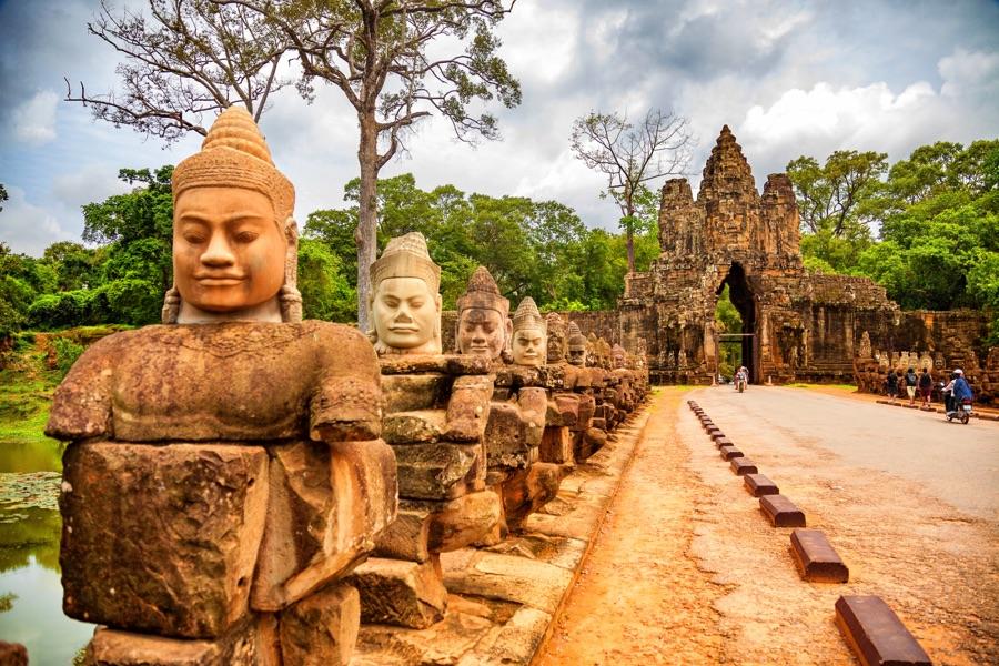 voyage circuit cambodge