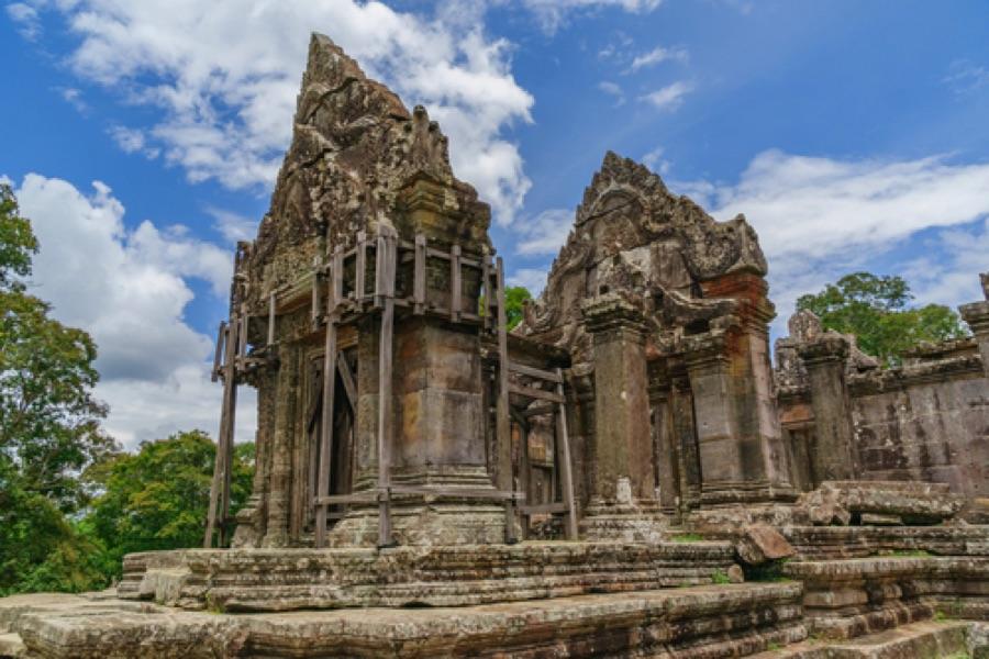 sejour cambodge avec guide francophone
