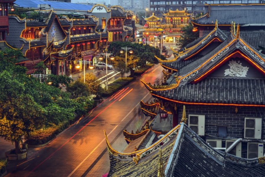 Excursion Chine français