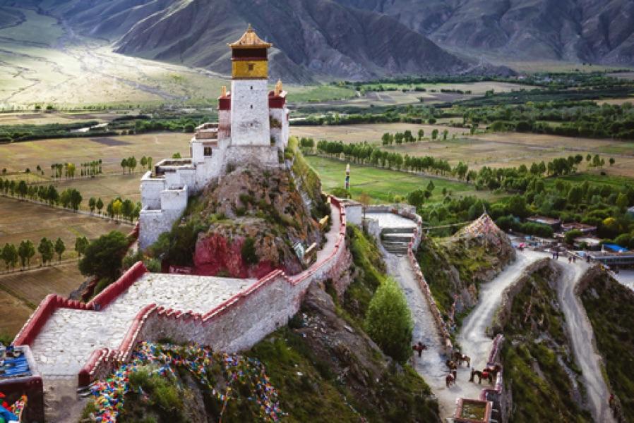 Vacances au Tibet guide francophone