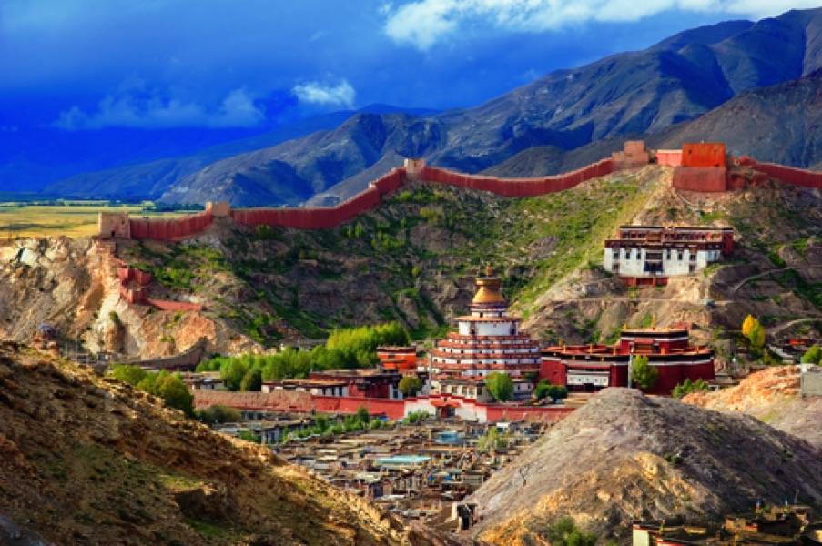 Tibet sejour organise