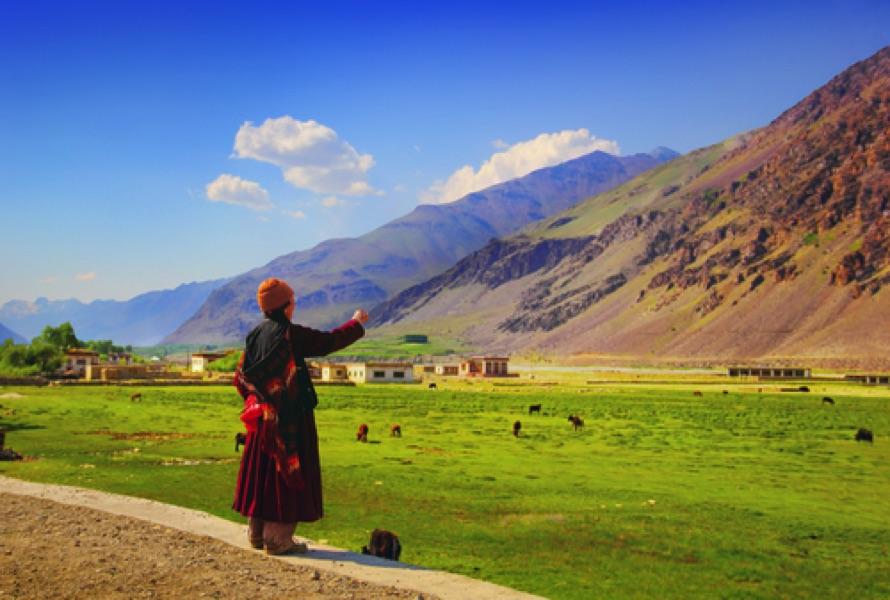 Sejour Tibet pas cher