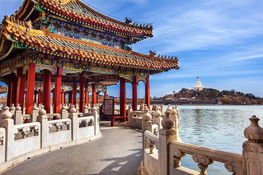 Chine partir vacances