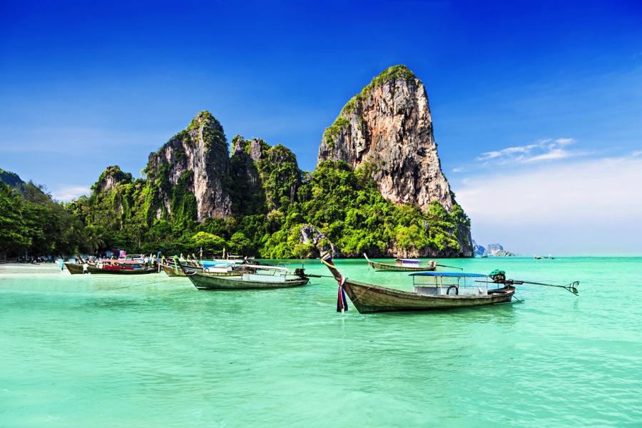 voyage circuit culture et plage thailandaise