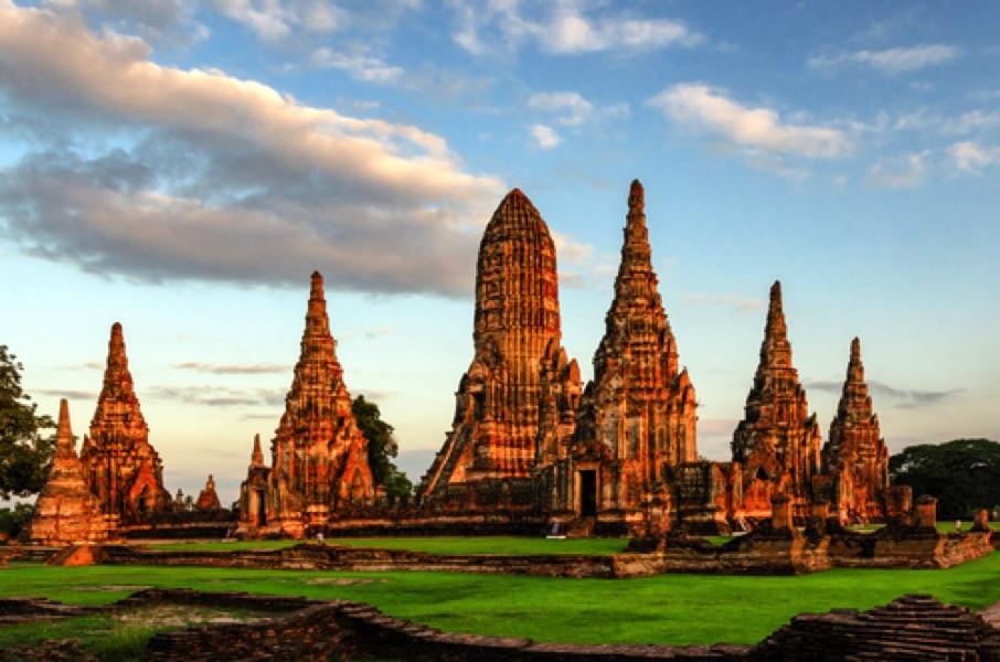 vacance thailande ayutthaya guide francophone