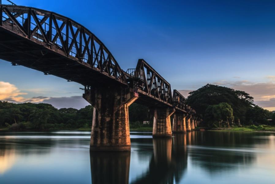 sejour thailande pont riviere kwai