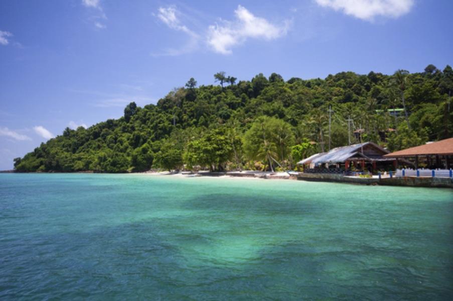 sejour thailande plage