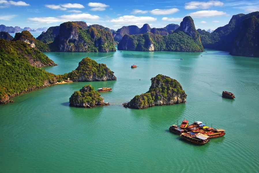 vacances Vietnam asie