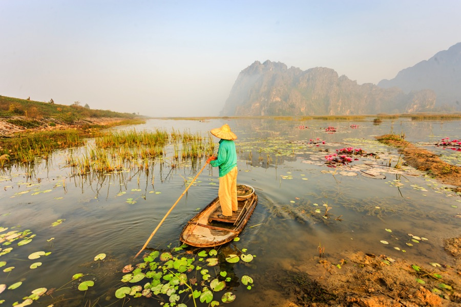 Voyage en asie au Vietnam