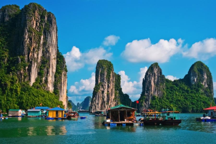 Circuit pas cher au Vietnam