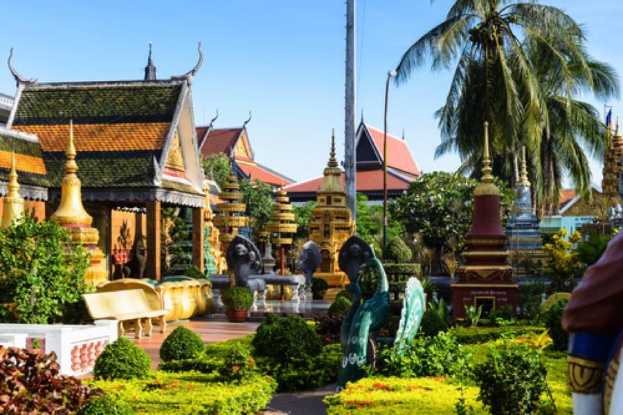 Séjour Cambodge pas cher en amis