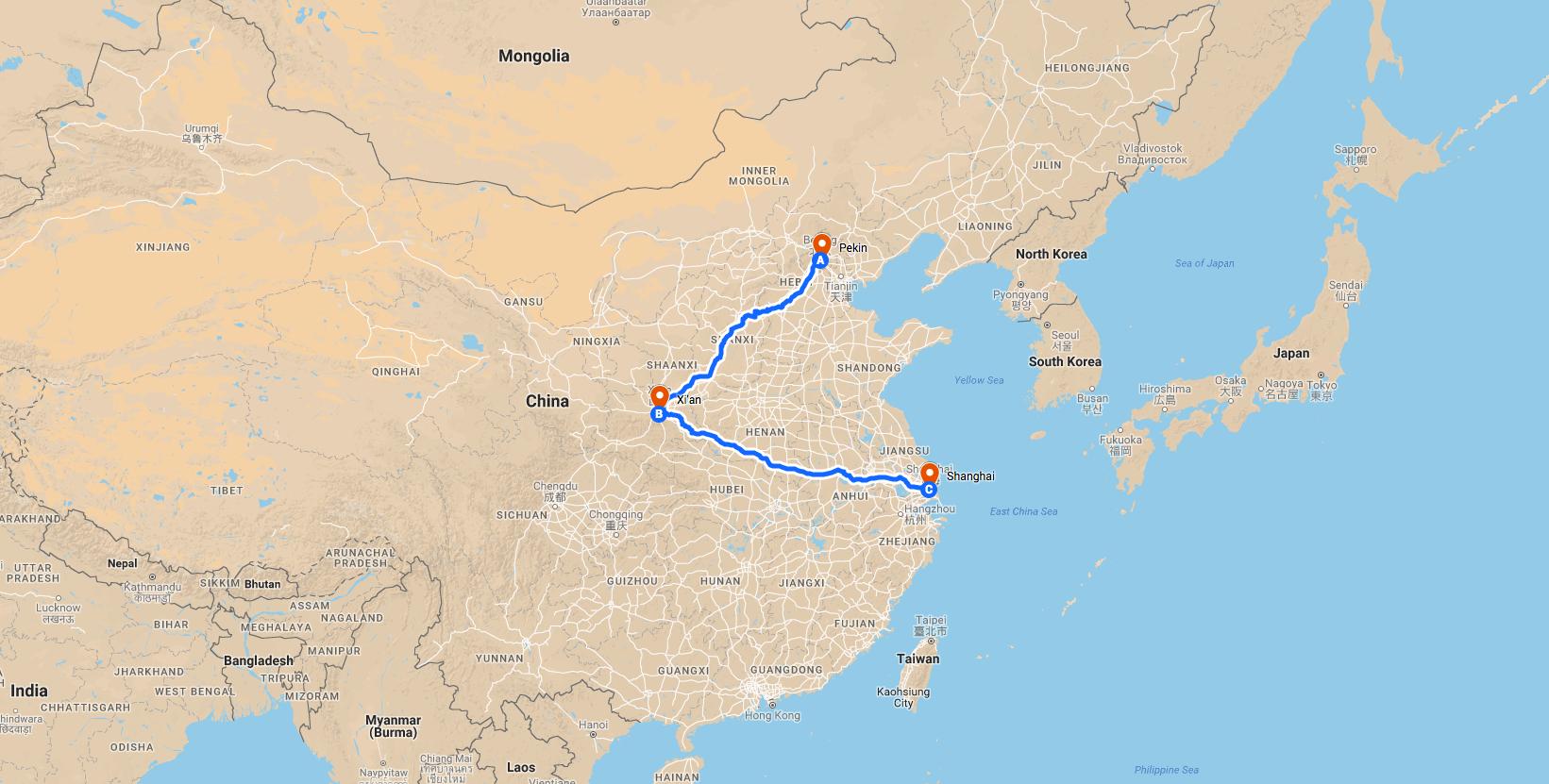 Vacances en Chine pas cher